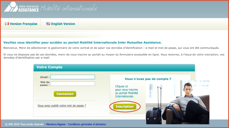 Portail Inter Mutuelles Assistance